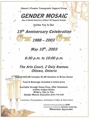 Ottawa Trans History Triple Echo