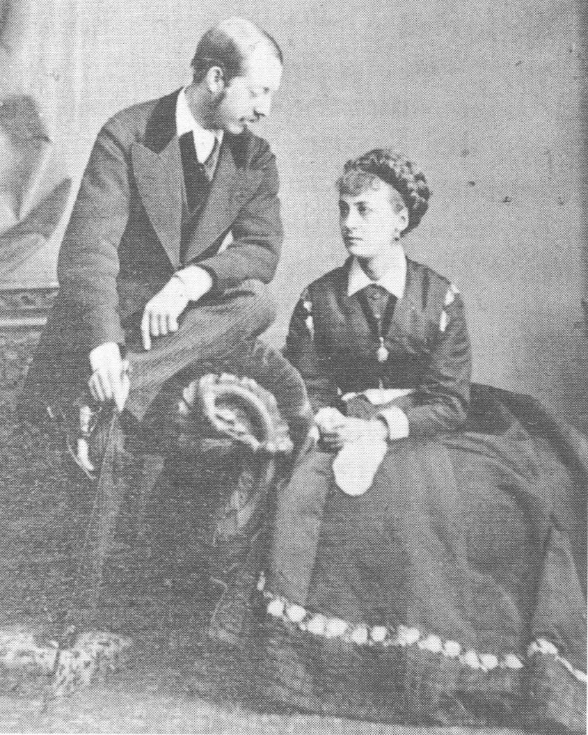 Ernest Boulton and Frederick William Park